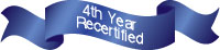 4th Year Ribbon