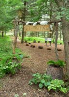 Nature Play Area Entrance